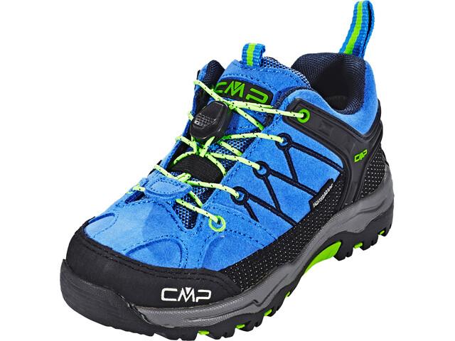 CMP Campagnolo Rigel Low WP Trekking Shoes Kinder royal-frog